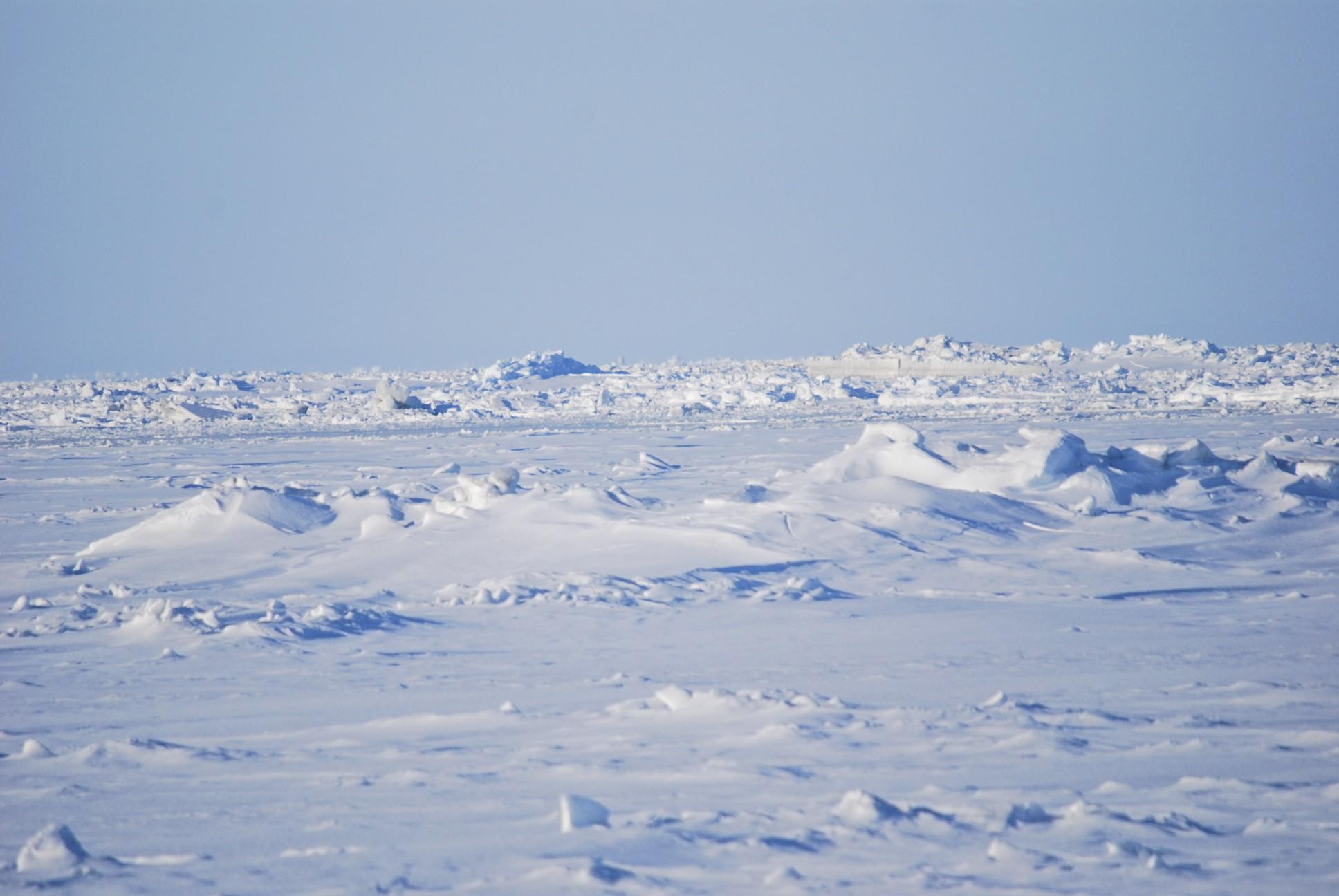 Frozen Sea Cutterlight