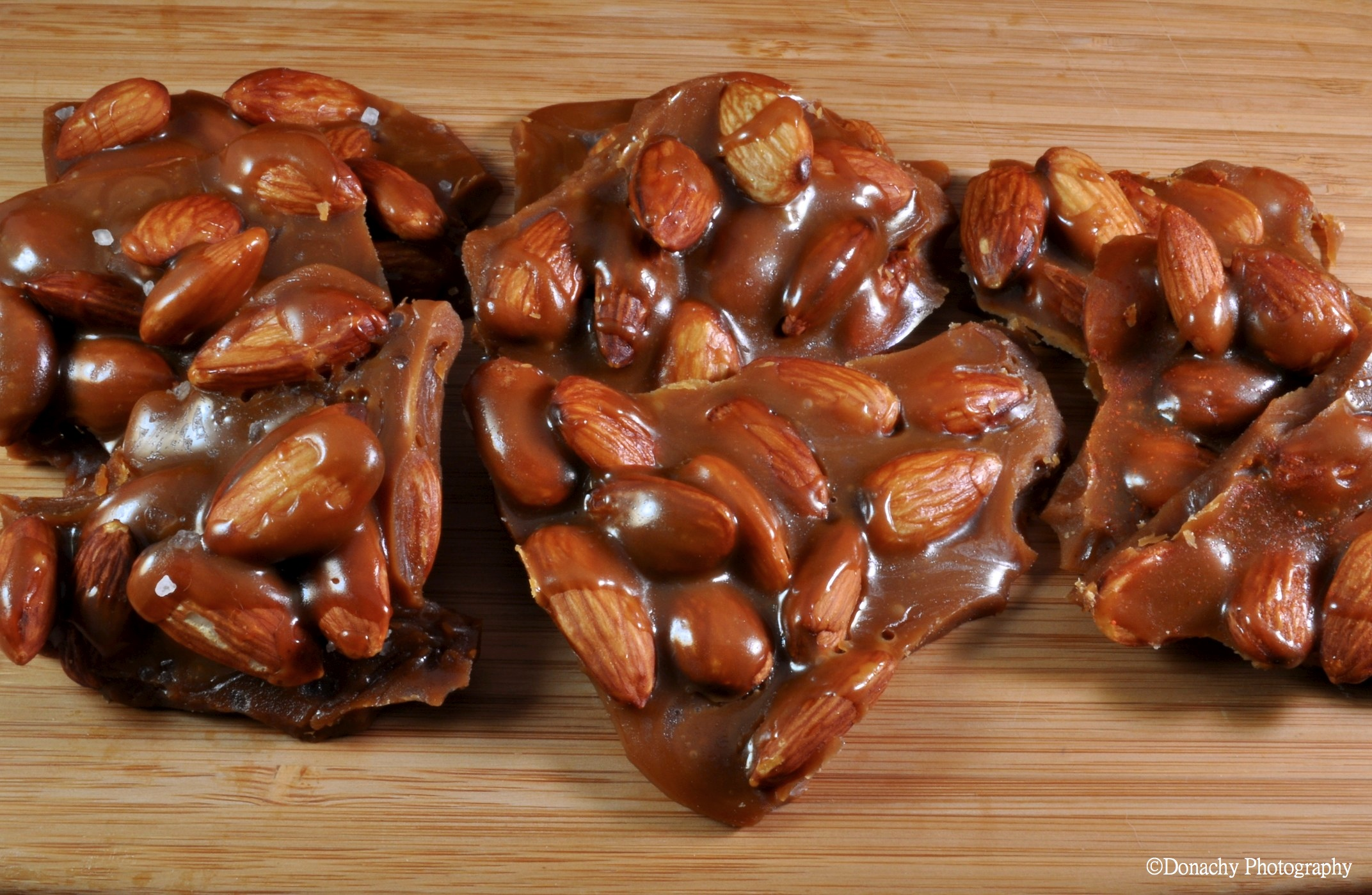How to Make Toffee Nuts