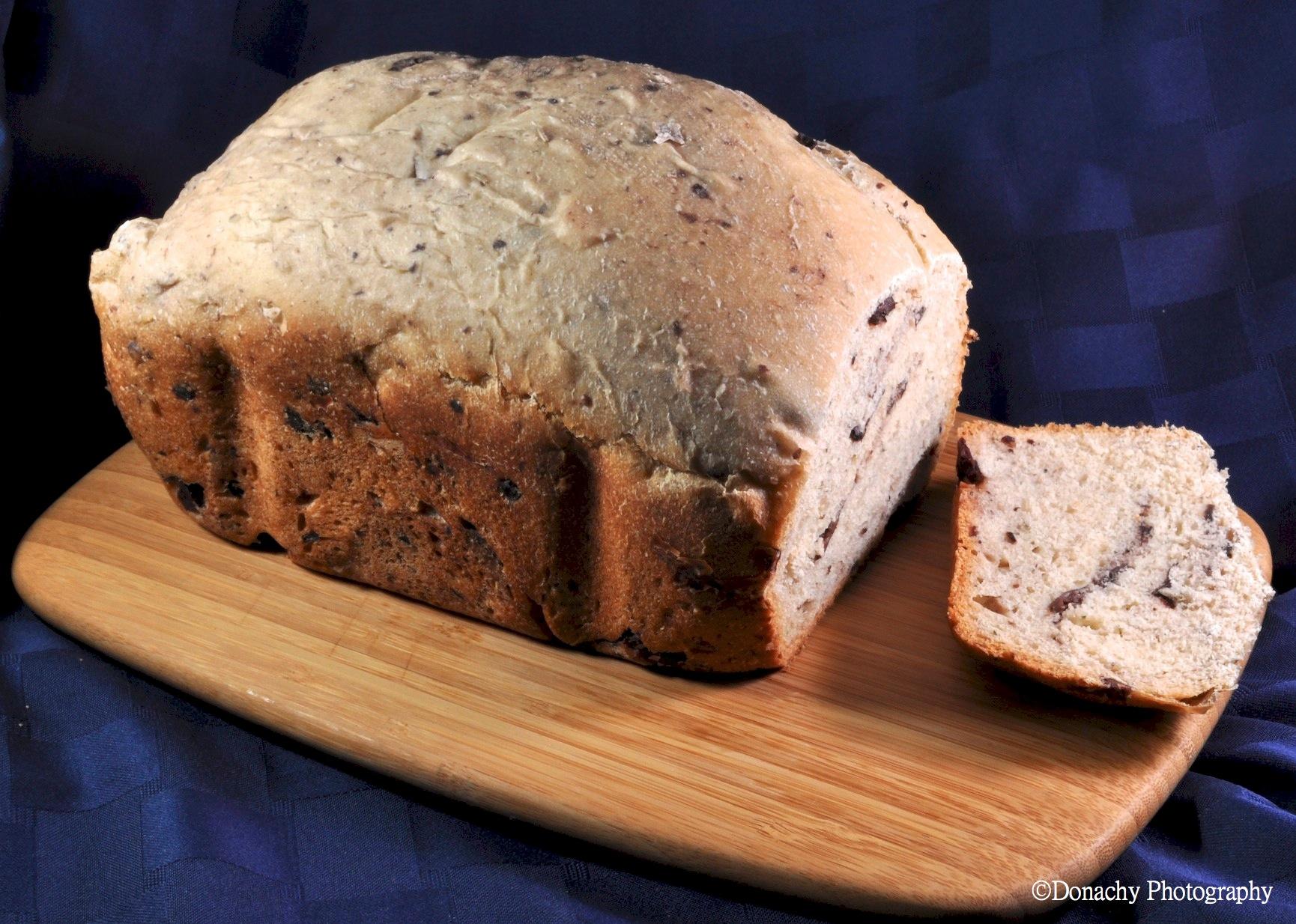 Rosemary Olive Loaf