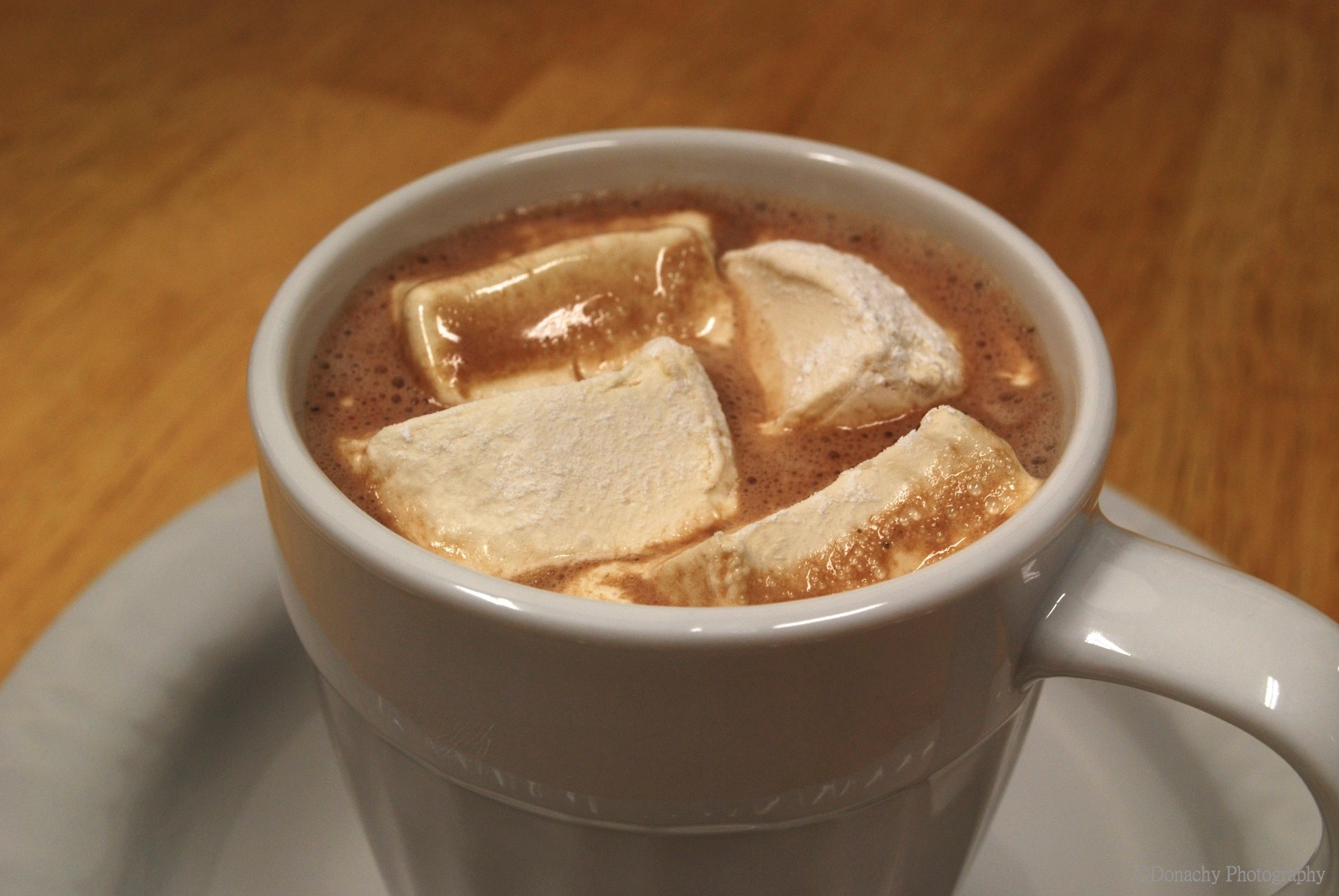 how to make the perfect hot chocolate with milo