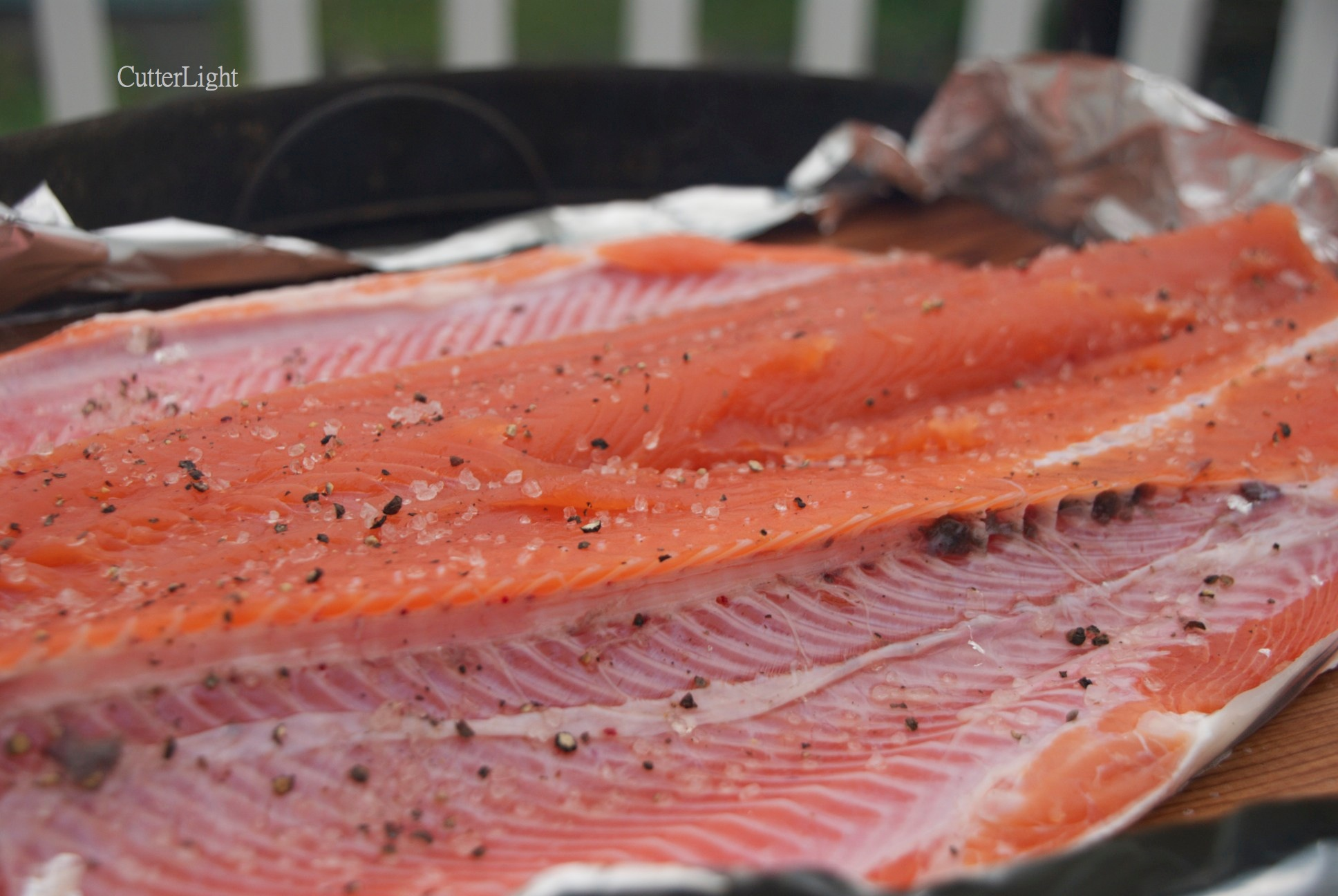 Sockeye Salmon: Earth-friendly Sashimi | CutterLight