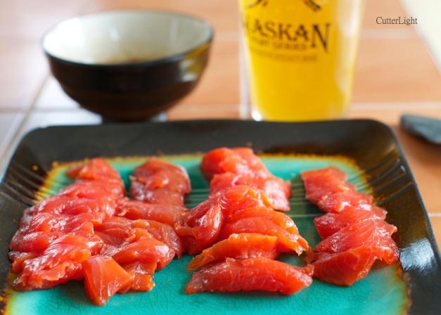 sockeye sashimi_n