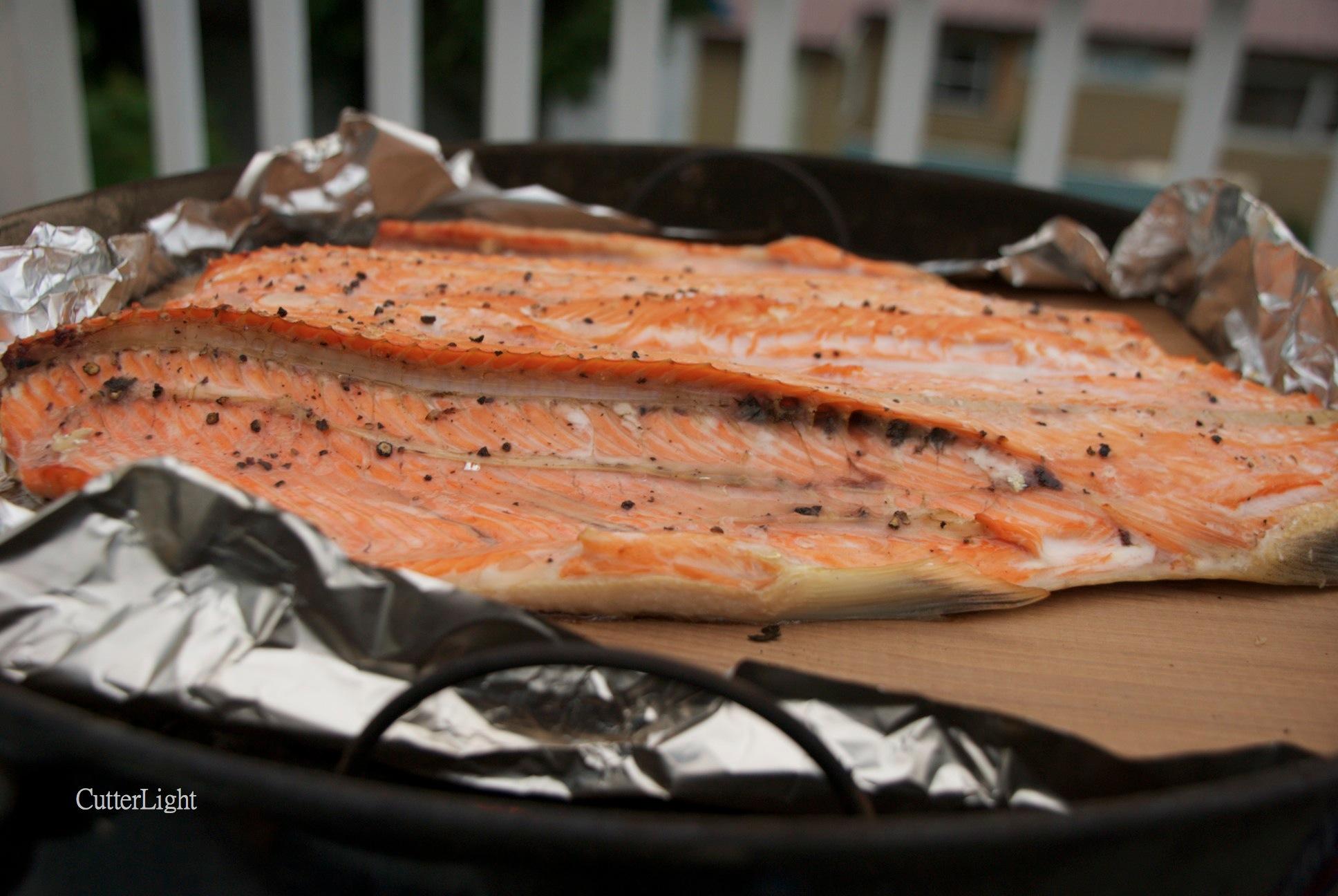 cedar planked salmon_n