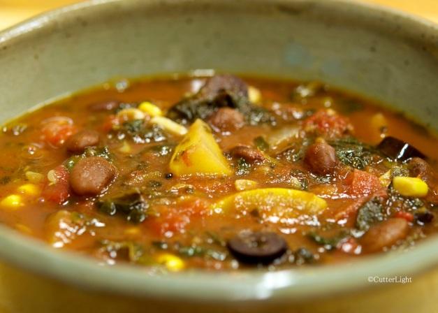 minestrone soup n