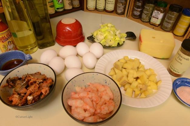fritatta ingredients n