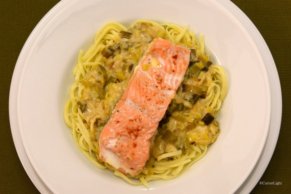 salmon for lovers n