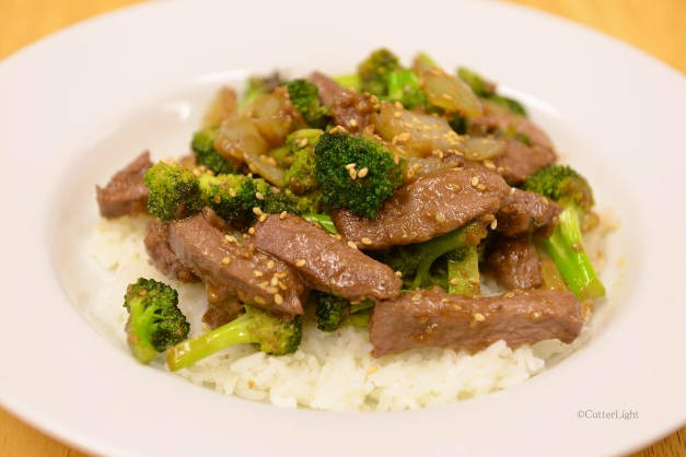 venison broccoli stir fry n