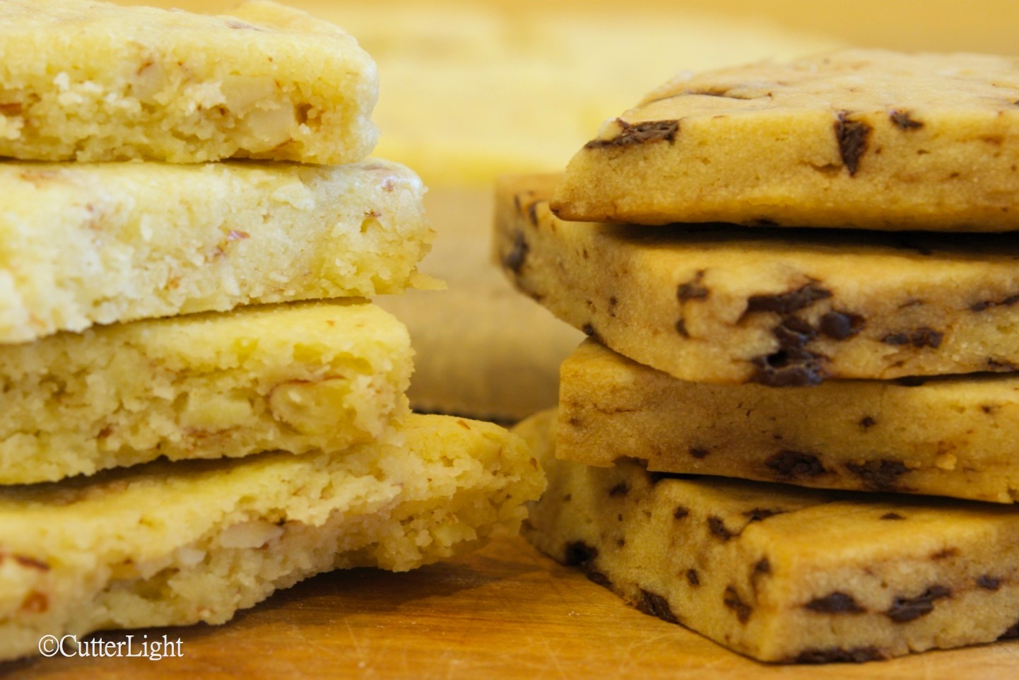 Shortbread Cookies Recipe — Dishmaps