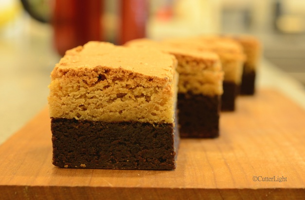 brownie blondies n
