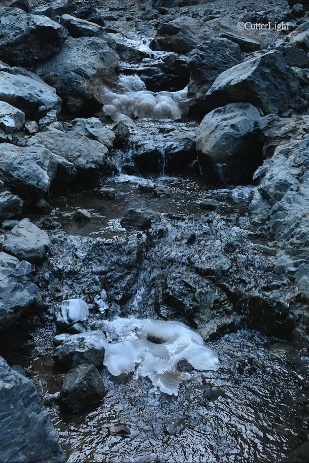 frozen water Yolin Am Canyon n