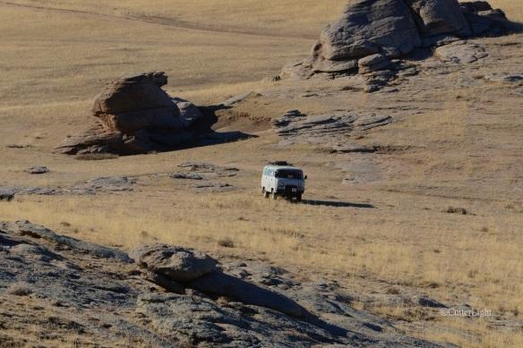 russian van off road n