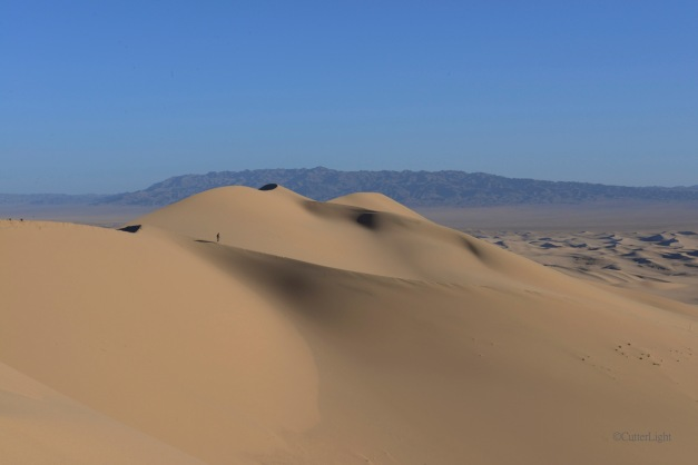 dunes big with human n