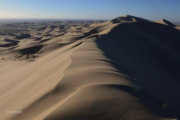 sea of dunes n