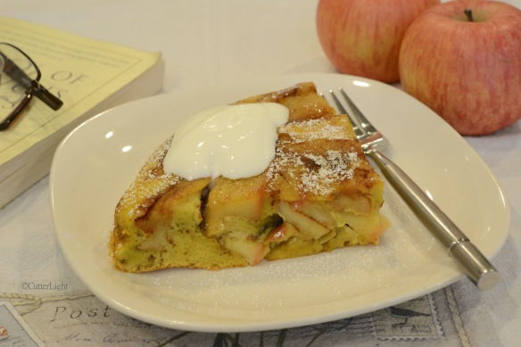 German apple pancake n