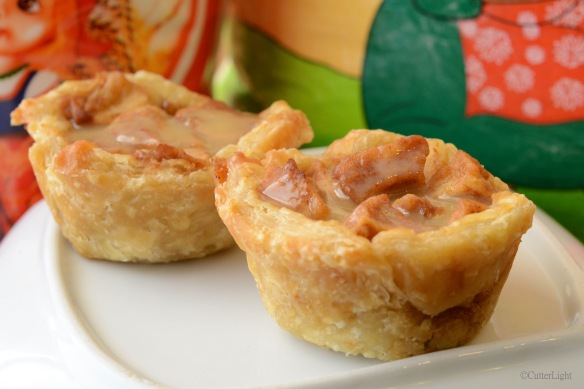 individual apple pies n