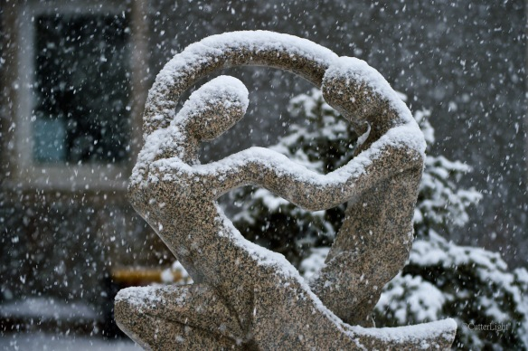 granite dancers in snow sharp n