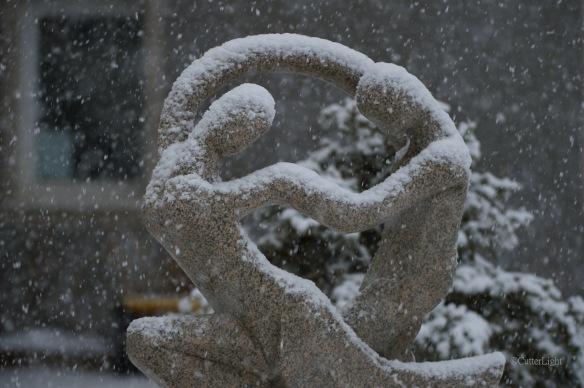 granite dancers in snow soft n