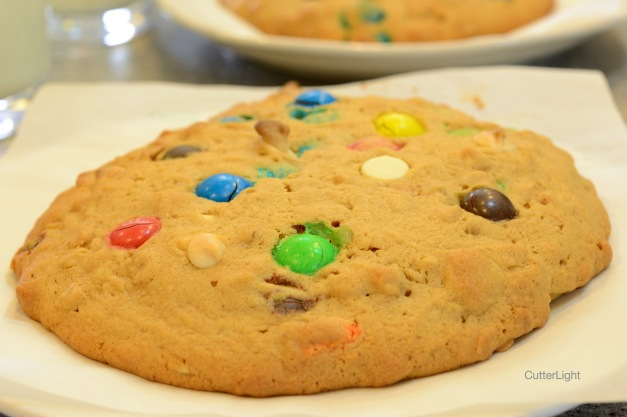 Monster Size Monster Cookies n