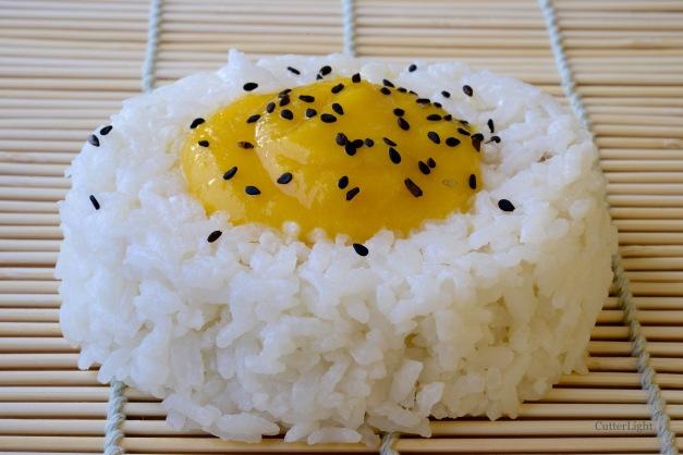 sticky rice w mango n