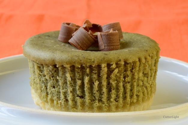 Matcha cheesecake n