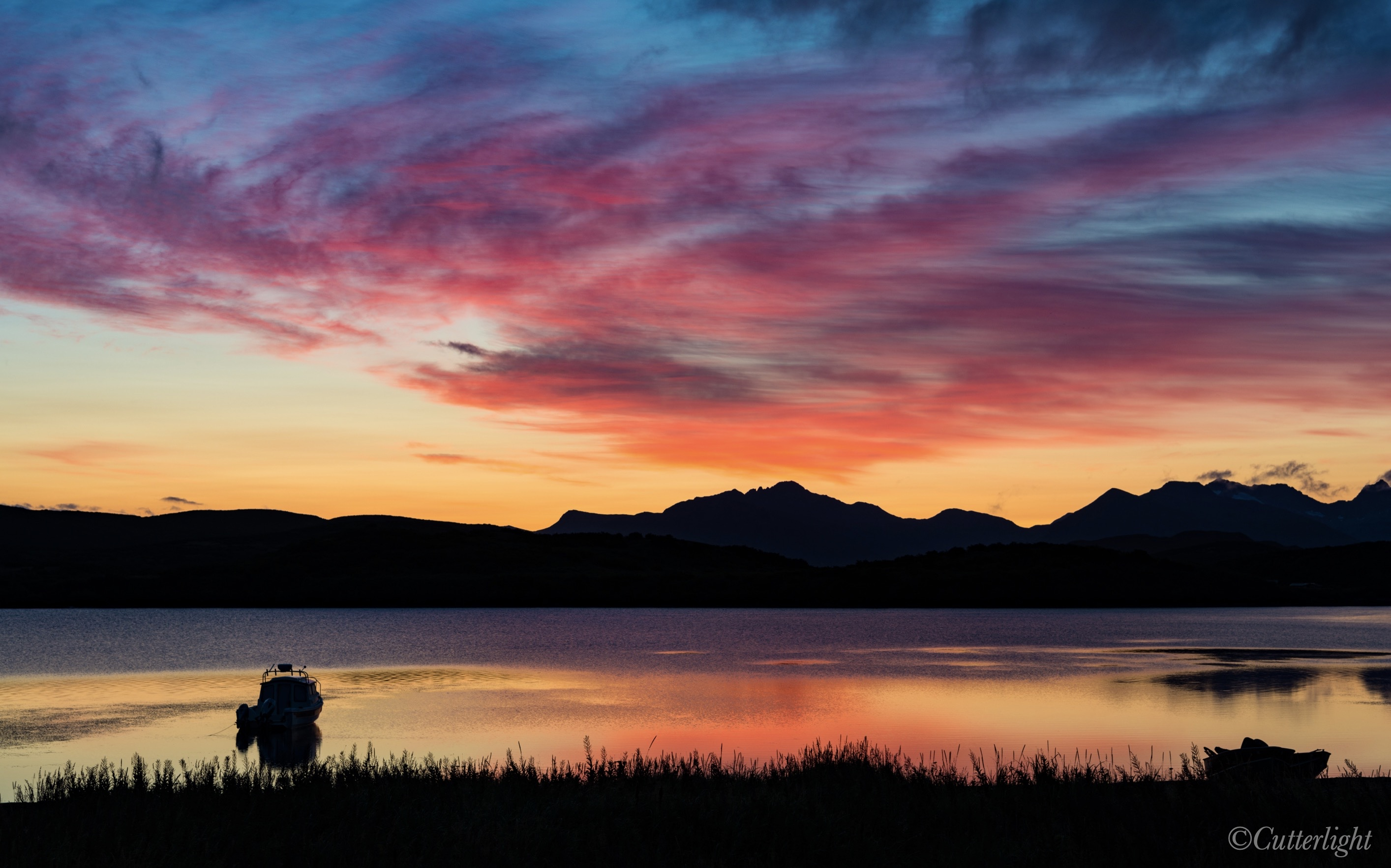 sunrise chignik Lake alaska